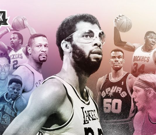 Best NBA Centers of All Time 2017