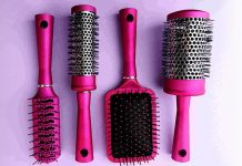 how to clean combs