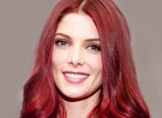 natural red hair color chart
