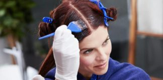 touch up hair coloring